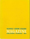 Valencia Junior College Magazine